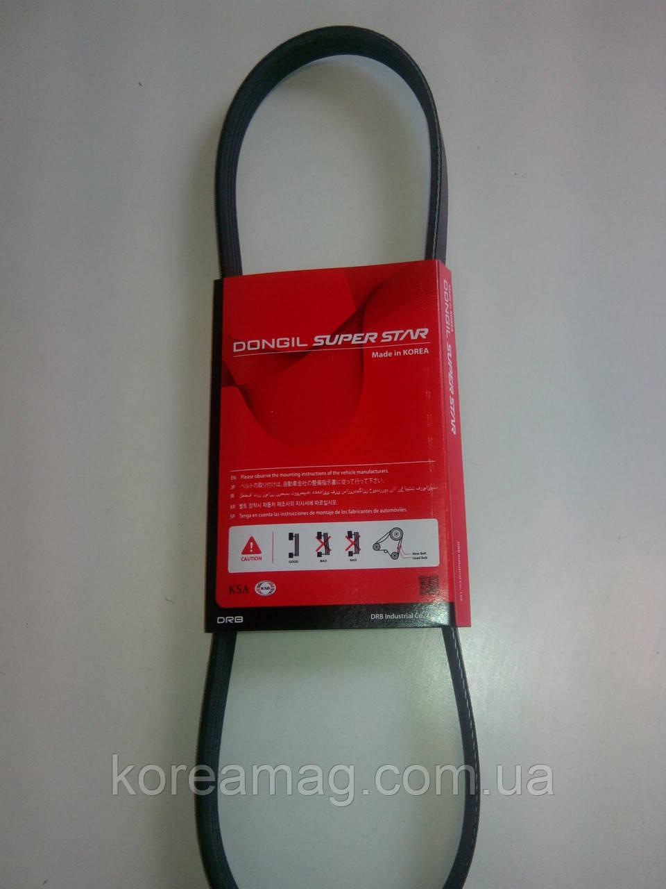 Ремінь генератора Hyundai Getz 1,3\1,5