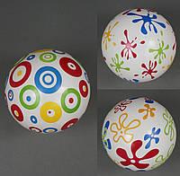 Мяч детский резиновый 6 цветов, 60гр 5 шт. в сетке /80/400/(772-446)