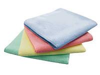 Салфетка MicroTuff Plus, 38 х 38 см, голубой, Vileda Professional
