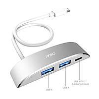 Переходник-адаптер USB 3.1 USB-C Hub Type C для Apple Macbook