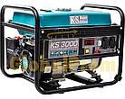Бензиновый генератор Könner & Söhnen KS 3000, фото 4