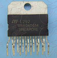 Драйвер двигателя STM L292 ZIP15