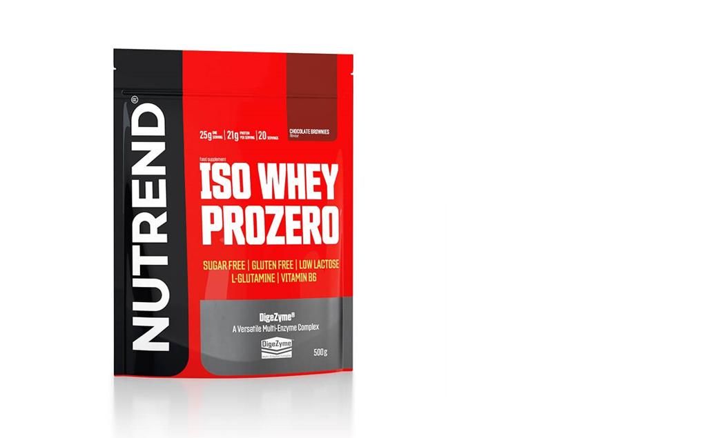 Протеин Iso Whey Pro Zero (500 г) Nutrend