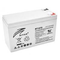Акумулятор AGM RITAR RT1272 12V 7.2 Ah