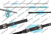 Карповое удилище с широкими кольцами CZ fanatic 3.66 cm. 3.5 lb. Plus carp rod