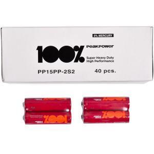 Батарейка GP PP 15PPE-S2 солевая R6, AA