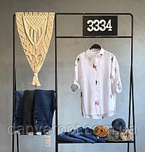 Рубашка женская модная стильная размер S-L купить оптом со склада 7км Одесса