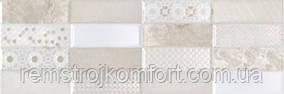 Плитка Halcon Opal mosaico crema 20x60