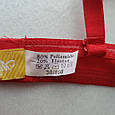 Бюстгальтер красный с push up 85B, фото 2