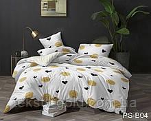 1,5-спальный комплект постельного белья ТМ TAG Полисатин PS-B04