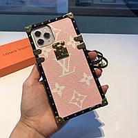 Защитный чехол Луи Витон  для Apple Iphone 7+, 8+, ix/xr/xs, 11/11 pro, 11 pro max