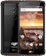 """Смартфон Homtom Zoji Z9 4/64GB Orange, IP68, 21/13Мп, 2sim, 5.7""""IPS, 5500mAh, 8 ядер, Helio P23, 4G (LTE)"""