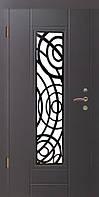 """Входная дверь для улицы """"Портала"""" (Премиу RAL) ― модель P-2, фото 1"""