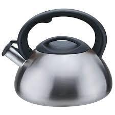 Чайник A-PLUS WK 1336 со свистком,из нержавеющей стали 3 л