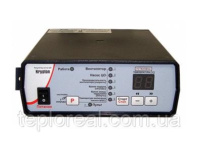 Автоматика для твердотопливного котла Prond Krypton усиленный (550 Вт)