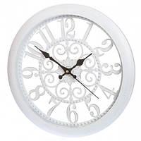 Настенные часы Daiki white
