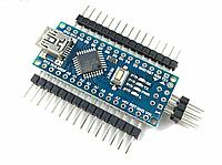 Плата Arduino Nano ATMega168  CH340