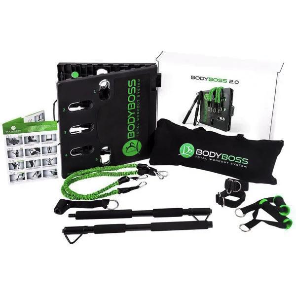 Эспандер фитнес платформа тренажер Bodyboss