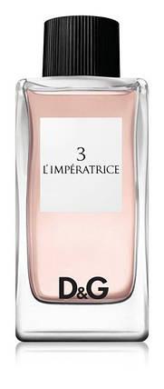 Dolce&Gabbana Anthology L`Imperatrice 3 Духи лучший подарок, фото 2