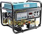Бензиновый генератор Könner & Söhnen KS 3000E, фото 2