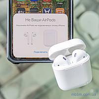 Гарнитура bluetooth Hoco ES39 Оригинал (AirPods копия с беспроводной зарядкой) EAN/UPC: 6931474726308