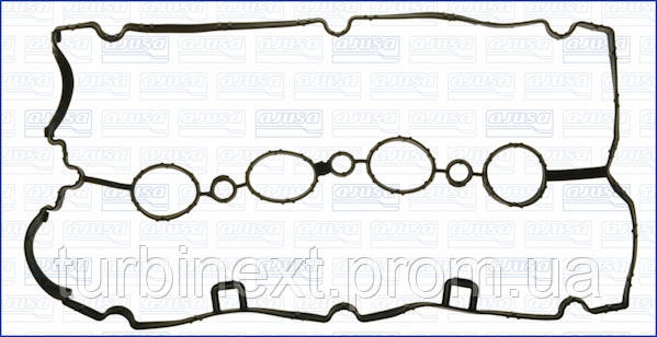 Прокладка клапанної кришки гумова OPEL ASTRA G, H, VECTRA, ZAFIRA Z16XEP/Z16XE1 AJUSA 11100600
