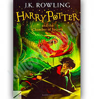 Harry Potter and the Chamber of Secrets Book 2 by J.K. Rowling
