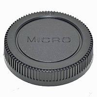 Задняя крышка для объектива с байонетом Micro 4/3 Olympus Panasonic Lumix