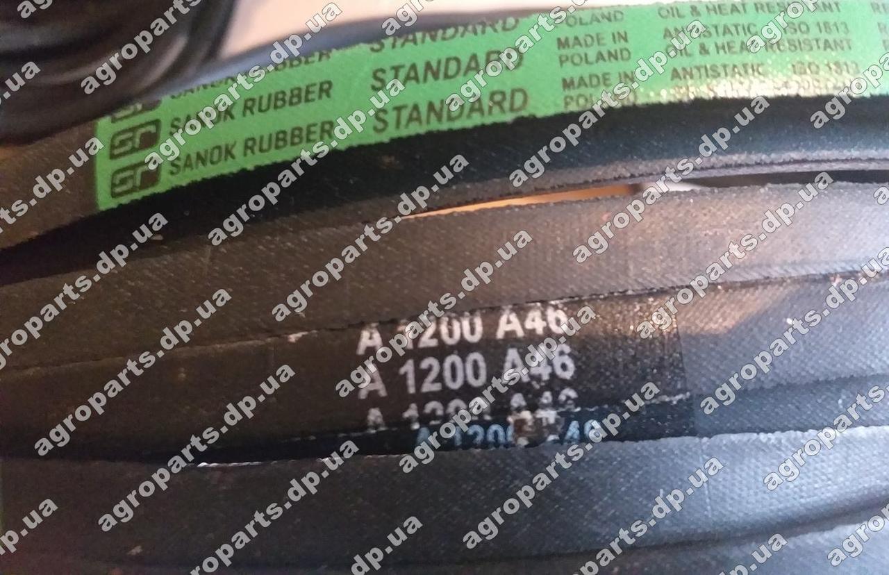 Ремень A 1200 standart Sanok Rubber a1200 оптом и в розницу А1200