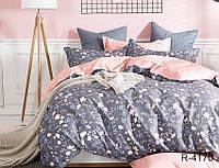 Односпальный комплект  постельного белья Фламинго