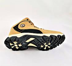 Ботинки ЗИМНИЕ Мужские Кроссовки МЕХ (размеры: 44,46) Видео Обзор, фото 3