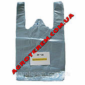 Пакет майка 25х45 см