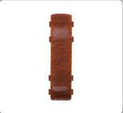 Соединитель - комплектующие для плинтус напольный с кабель каналом 85 мм  коллекция Элит-макси Идеал