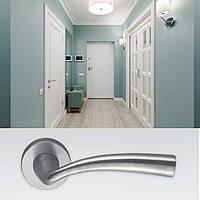 Дверная ручка для входной и межкомнатной двери Colombo, модель  Edo MH 11. Италия