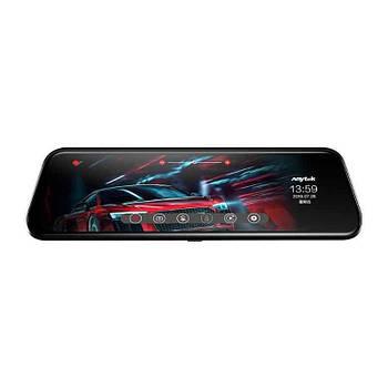 Зеркало с видеорегистратором Anytek T12 Экран 10 дюймов Full HD, две камеры