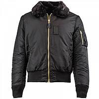 Куртка alpha industries b-15 slim fit.