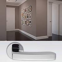 Дверная ручка для входной и межкомнатной двери Colombo, модель  Viola AR 21. Италия