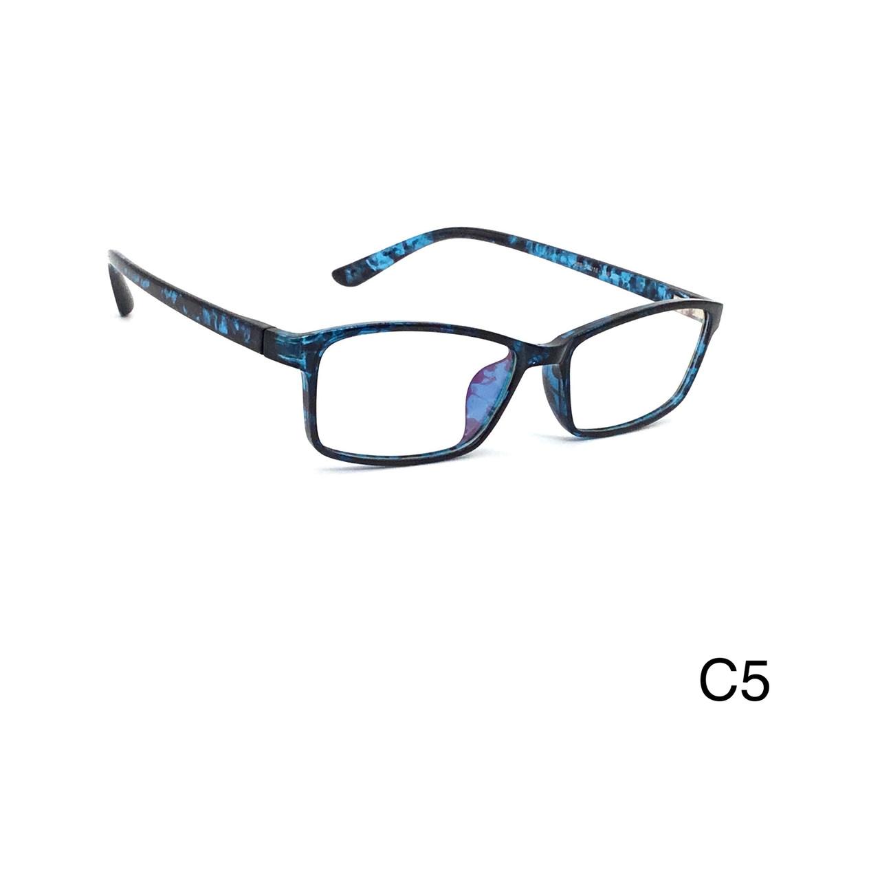 Комп'ютерні окуляри з полімерної лінзою