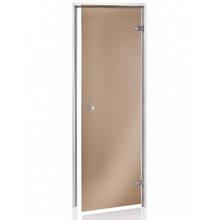 Двери для хамама ANDRES матовая 70х190