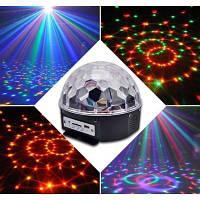 Светодиодный диско-шар LED Magic Ball Light ( c  пультом,USB, Blutooth, MP3)