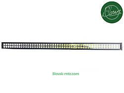 Светодиодная LED  Балка (125см) 288Вт  (светодиоды 3w x96шт)