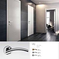Дверная ручка для входной и межкомнатной двери Colombo, модель  Olly LC 61. Италия