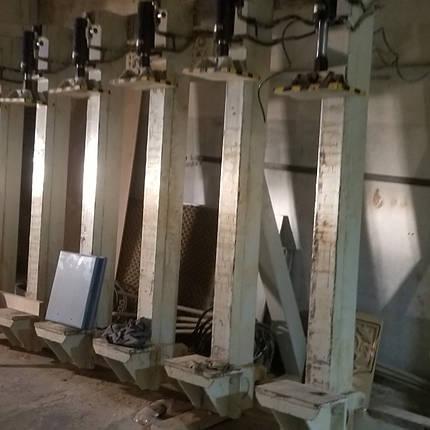 Пресс-вайма гидравлическая MWM N 6000| Вайма | Пресс для производства мебельного щита, фото 2