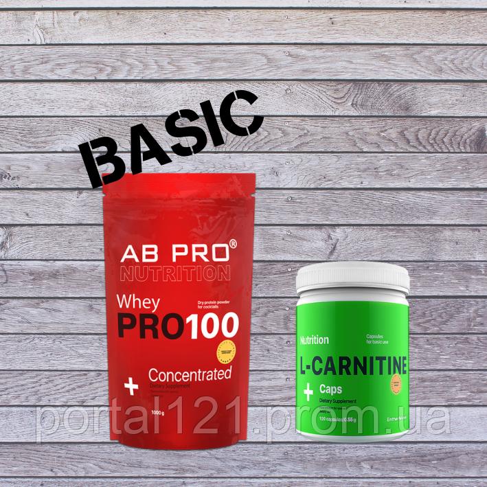 Комплект Wellness Basic (протеин, жиросжигатель)