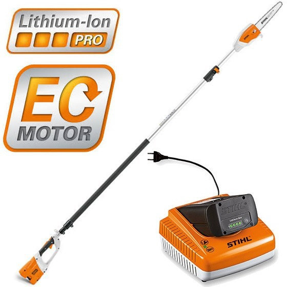 Высоторез аккумуляторный Stihl HTA 85 Set (48572000007)