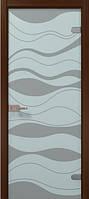 Межкомнатные двери Папа Карло VETRO Aqua