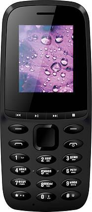 Мобильный телефон Nomi i189 Black Гарантия 12 месяцев, фото 2
