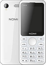 Мобильный телефон Nomi i2410 Grey Гарантия 12 месяцев, фото 3