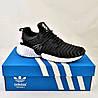 Кроссовки Мужские Adidas Alphabounce Чёрные Адидас (размеры: 42,43,44) Видео Обзор, фото 4
