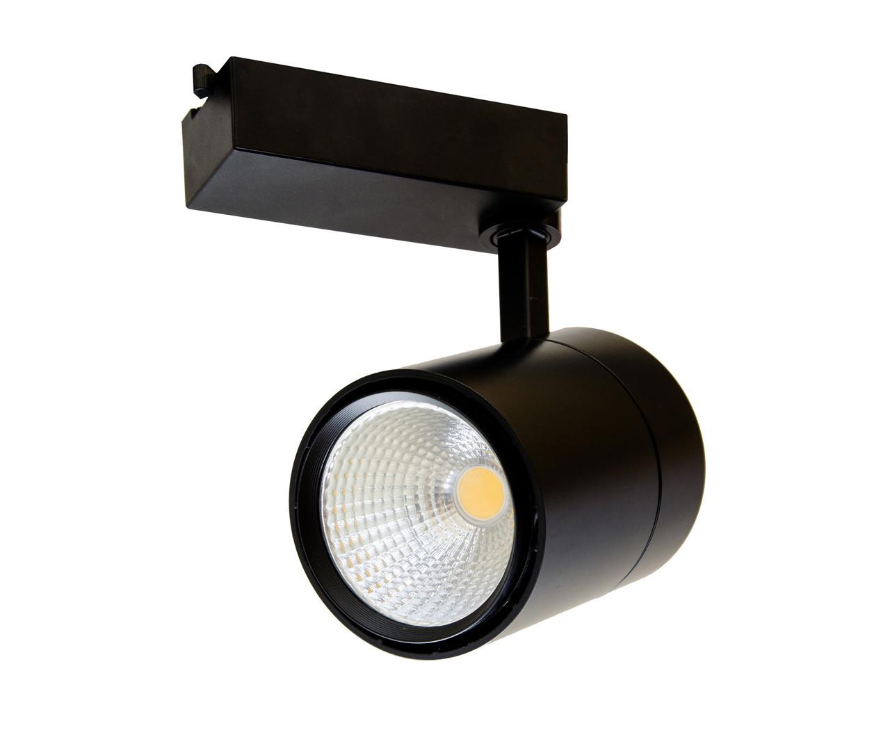 Трековый светильник LED VL-1605 45W черный